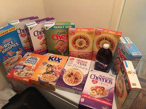 Cereal for Sale in Alexandria, VA