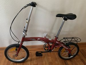 Meticulously Clean Swift Gear Folding Bike Made in Japan In Perfect Condition for Sale in Las Vegas, NV