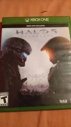 Halo 5 guardians for Sale in Trout Run, PA