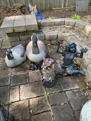 Garden Pond decoy decor for Sale in Annandale, VA