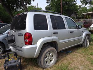 03 jeep liberty for parts motor is gone for Sale in San Antonio, TX