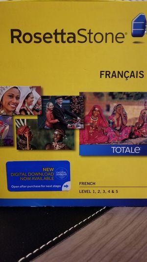 Rosetta Stone French for Sale in Atlanta, GA