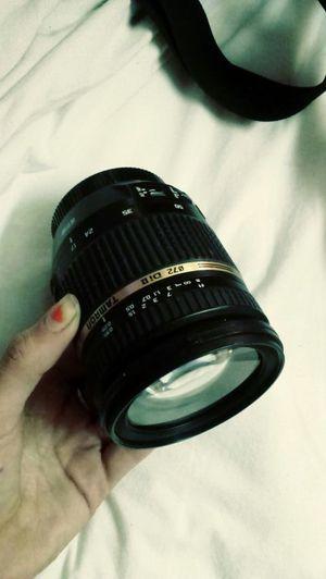 Tamron so 17-50mm f/2.8 lense for Sale in Sacramento, CA