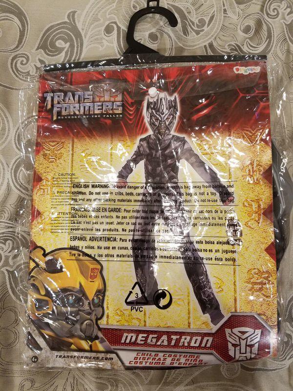 Transformers Megatron Halloween Costume
