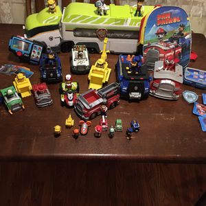 Variety Of Paw Patrol Toys for Sale in Hanover, MD