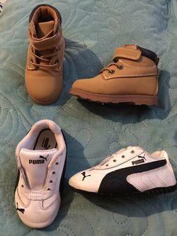 Size 5 Toddler Shoes for Sale in San Angelo,  TX