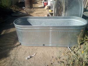 Large oval watering trough for animals for Sale in Sylmar, CA