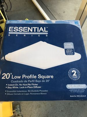 Low profile ceiling light for Sale in Chicago, IL