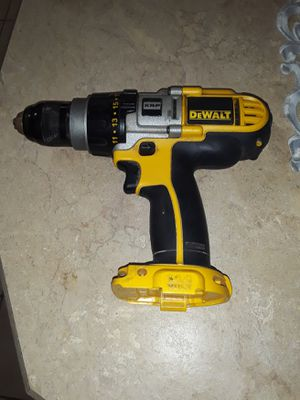 14v drill no battery for Sale in Warren, OH