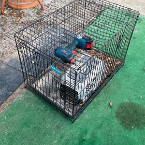 Large Cage And Small Dog/cat Carrier for Sale in Haines City, FL