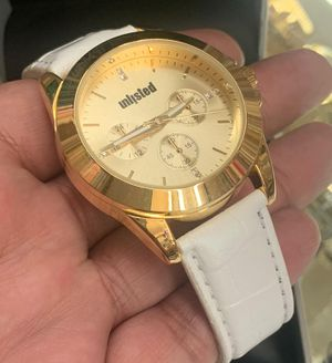 Men's watch with original box and tags for Sale in Brooklyn, NY
