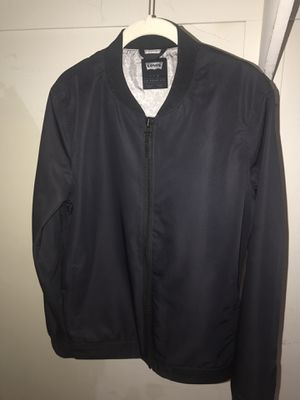 Levis black Bomber Size Small for Sale in Los Angeles, CA