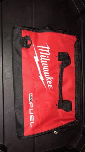 Milwaukee bag for Sale in Austin, TX
