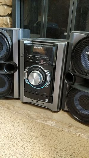 Sony stereo system for Sale in Lakewood, CO