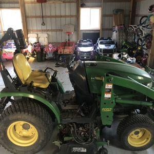 John Deere 2320 Diesel Tractor for Sale in Sarver, PA