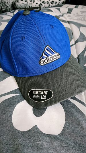 Brand New Bold Blue Adidas Hat Brand New with Tags Rare for Sale in Los Angeles, CA