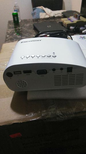Excelvan mini projector for Sale in Whittier, CA