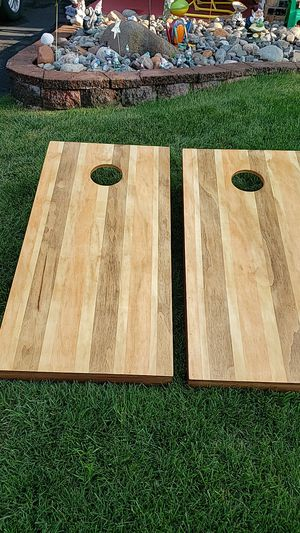Corn hole games for Sale in Forest Lake, MN