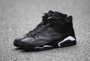 """Jordan retro 6s. """"Black Cat"""" Size 10 for Sale in Kenosha, WI"""
