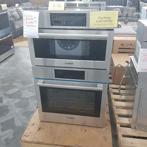 NEW BOSCH Microwave Combination Oven for Sale in Ontario, CA
