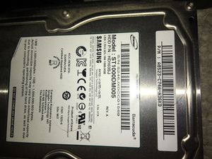 Samsung 1tb Hard Drive For Desktop for Sale in New Milford, CT