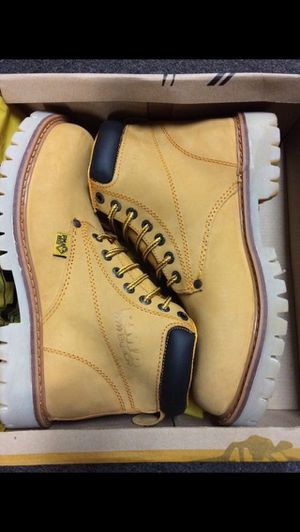 PMA Hammer Work Boots Size 6-6.5 9.5 & 11 for Sale in South Gate, CA