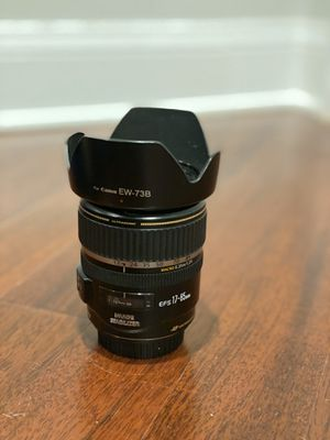 Canon EF-S 17-85mm f/4-5.6 IS USM Lens for Sale in Washington, DC