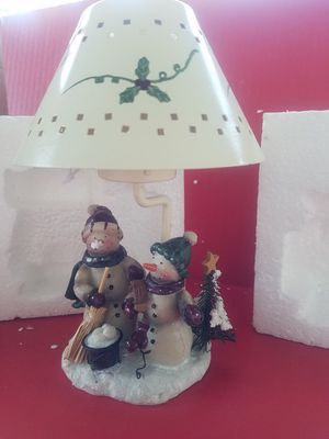Brand new, Christmas votive candle holder lamp for Sale in Columbus, OH