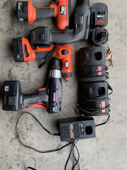 Power Tools (Drills, Batteries, Chargers) for Sale in Nashville,  TN