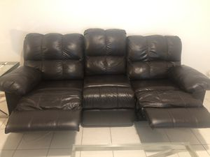 Sofá Recliners for Sale in Weston, FL