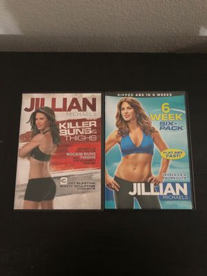 Jillian Michaels movies for Sale in Orlando, FL