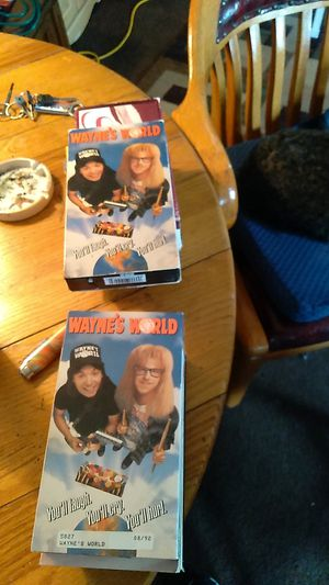 Wayne's World VHS for Sale in Pine, CO