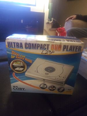 Ultra Compact DVD Player COBY for Sale in Gaithersburg, MD