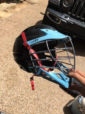 Lacrosse helmet for Sale in Austin, TX