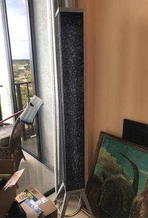 Floor lamp tall for Sale in Hallandale Beach, FL