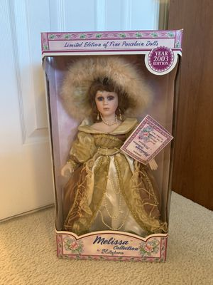 Limited Edition Porcelain Dolls for Sale in Brentwood, TN