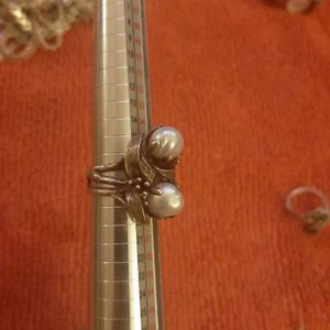 8 1/2 Size Pearl 925 Ring Gothic for Sale in Phoenix, AZ