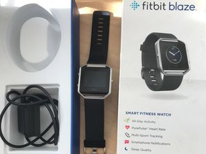 FITBIT BLAZE!!! Never used!!! for Sale in Columbus, OH