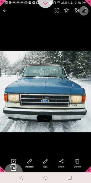 1991 F150 4.9 2wd for Sale in Odenton, MD