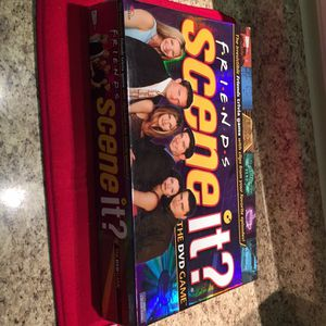 Friends Scene Dvd game for Sale in Alexandria, VA