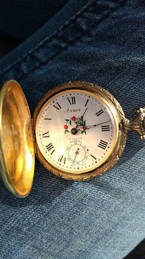 Vintage Arnex pocket watch for Sale in Canoga Park, CA