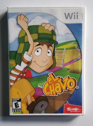 El Chavo Nintendo Wii for Sale in Las Vegas, NV