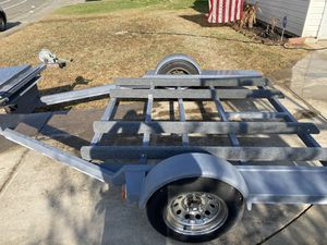 Double jet ski trailer for Sale in Sacramento, CA
