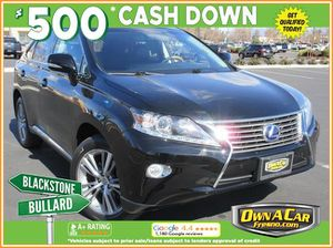 2015 Lexus RX 450h for Sale in Fresno , CA