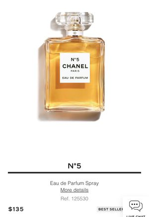 Chanel N5 Perfume for Sale in Dearborn, MI