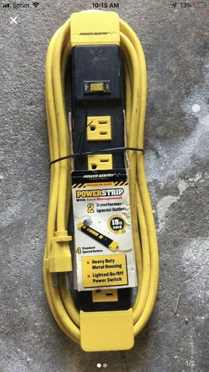 Powerstrip for Sale in Shelton, CT