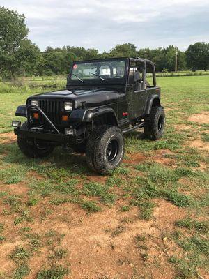 1995 jeep wrangler for Sale in Murfreesboro, TN