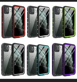 iPhone 11 Pro Max waterproof cases for Sale in Victoria, TX