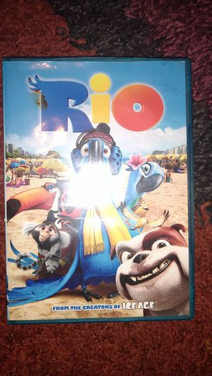 RIO DVD for Sale in North Richland Hills, TX