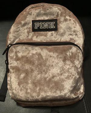 PINK Velvet Mini Backpack for Sale in Avondale, AZ